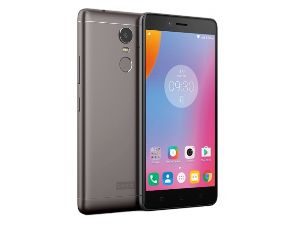 [Смартфон Lenovo K6 Power, Dark Grey] | LenovoOnline.bg