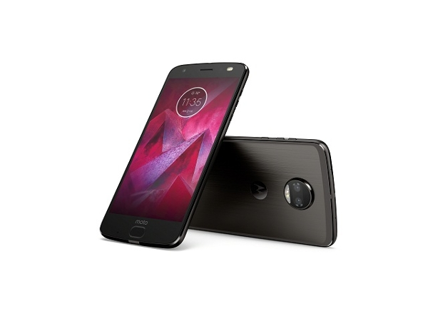 [Смартфон Motorola Moto Z2 Force Edition, Black ] | LenovoOnline.bg