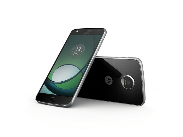 [Смартфон Moto Z Play, Black] | LenovoOnline.bg