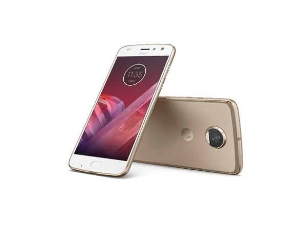 [Смартфон Motorola Moto Z2 Play, Gold] | LenovoOnline.bg