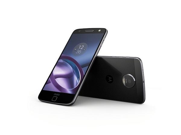 [Смартфон Motorola Moto Z, Black ]   LenovoOnline.bg