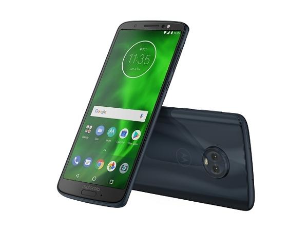 [Смартфон Motorola Moto G6, Deep Indigo] | LenovoOnline.bg